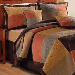 Trafalgar 3-piece Quilt Set