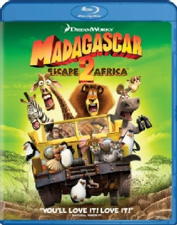 Madagascar: Escape 2 Africa (Blu-ray Disc)
