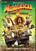 Madagascar: Escape 2 Africa (DVD)