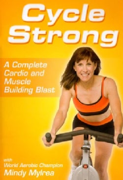 Cycle Strong with Mindy Mylrea (DVD)