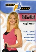 Power Body: Kettlebell Bootcamp With Angie Miller (DVD)