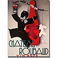 'Chateau Roubard' Gallery-wrapped Canvas Art