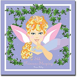 Grace Riley 'Shh..Princess Sleeping' Canvas Art