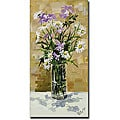 Yelena Lamm 'Daisies' Gallery-wrapped Canvas Art