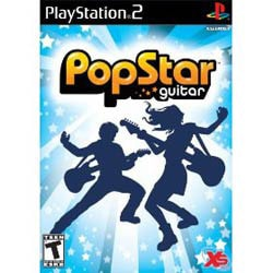 PS2 - Popstar Guitar