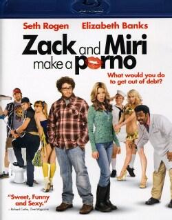 Zack And Miri Make A Porno (Blu-ray Disc)