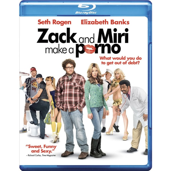 Zack And Miri Make A Porno (Blu-ray Disc) 5069254