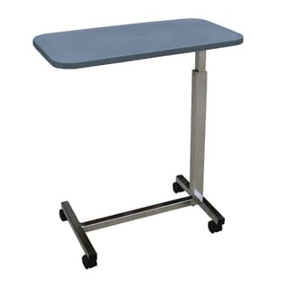 Medline Composite Top Adjustable Overbed Table