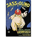 'Sassolino' Gallery-wrapped Canvas Art