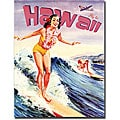 'Hawaii' Gallery-wrapped Canvas Art