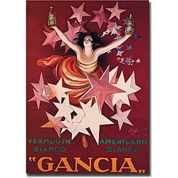 'Gancia' Gallery-wrapped Canvas Art