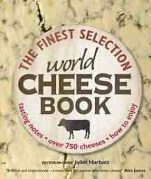 World Cheese Book (Hardcover)