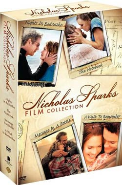 Nicholas Sparks Film Collection (DVD)