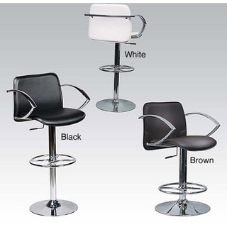 Manu Adjustable Height Swivel Stool