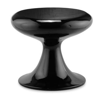 Black Chess Stool