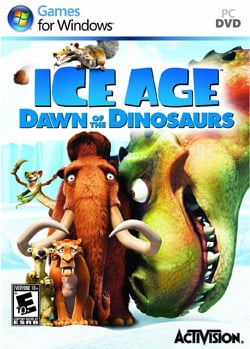 NinDS - Ice Age: Dawn of the Dinosaurs