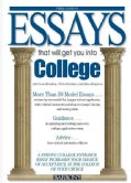 Essays That Will Get You into College (Paperback)