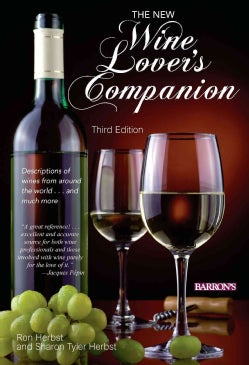 The New Wine Lover's Companion (Paperback)