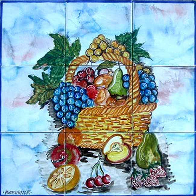 backsplash art 9 tile ceramic wall mural 11882129
