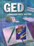 Steck-Vaughn Ged: Language Arts, Writing (Paperback)
