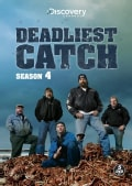 Deadliest Catch: Season 4 (DVD)