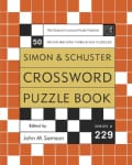 Simon & Schuster Crossword Puzzle Book: New Challenges in the Original Series, Containing 50 Never-Before-Publ... (Spiral bound)