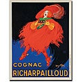 Jean D'Ylen 'Cognac Richard Pailloud' Canvas Art