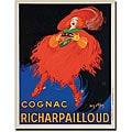 Jean D'Ylen 'Cognac Richard Pailloud' Canvas Art