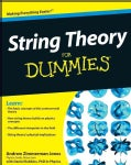 String Theory for Dummies (Paperback)
