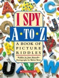 I Spy A to Z (Hardcover)
