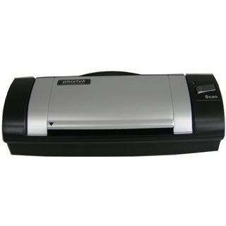 "Plustek MobileOffice D600 4""x6"" 55PPM Mobile Scanner"