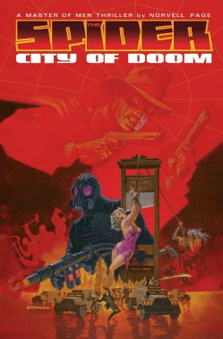 The Spider: City of Doom (Paperback)