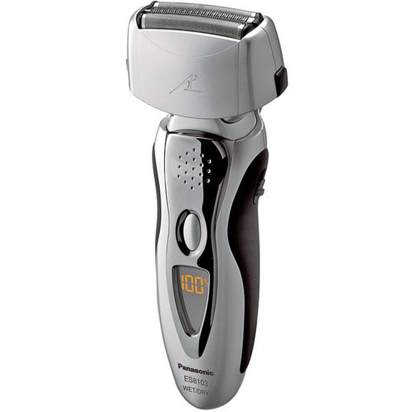 Panasonic ES8103S Nanotech Cordless Men's Wet/ Dry Shaver