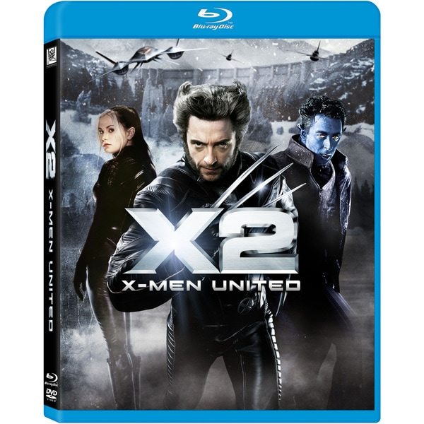 X2: X-Men United 2 (Blu-ray Disc) 5087075