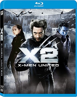 X2: X-Men United 2 (Blu-ray Disc)