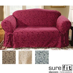Scroll Loveseat Slipcover