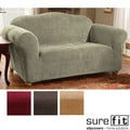 Royal Diamond Stretch Loveseat Slipcover