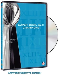 NFL Super Bowl XLIII Champions: Pittsburgh Steelers (DVD)