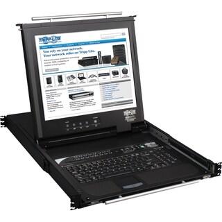Tripp Lite B020-016-17-IP 16-Port NetDirector Console KVM Switch TAA