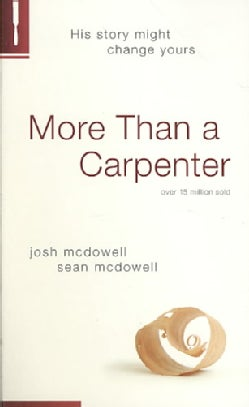 More Than a Carpenter (Paperback)