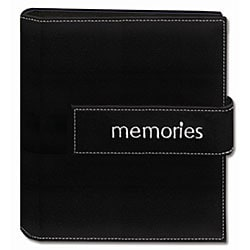 Pioneer Photo 4x6 Magnetic-strap Photo Albums (Pack of 2)