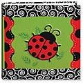 Pioneer 3-D Applique Ladybug Design Bi-directional Memo Album (Pack of 2)