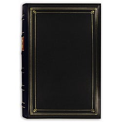 Pioneer Photo 204 Pocket 4x6 Leather Album
