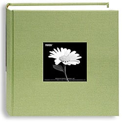 Pioneer 200-Pocket 4x6 Green Photo Album (Pack of Two)