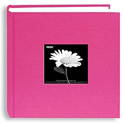 Pioneer 200-Pocket Pink Photo Album (Pack of 2)
