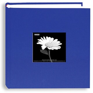 Pioneer 200-Pocket Photo Album (Pack of 2) in Cobalt Blue