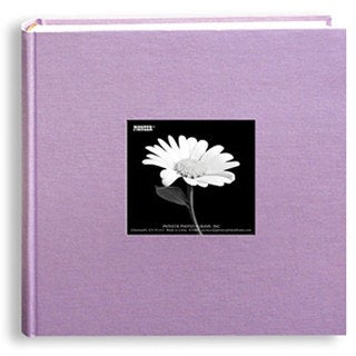 Pioneer 200-Pocket Photo Album (Pack of 2) in Misty Lilac