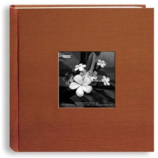 Pioneer Photo Copper Silk 4x6 Albums (Pack of 2)