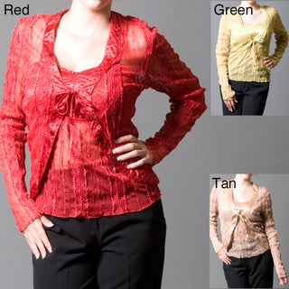 Kaelyn Max Women's Polyester Blouse