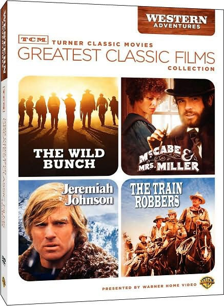 TCM Greatest Classic Films: Western Adventures (DVD)